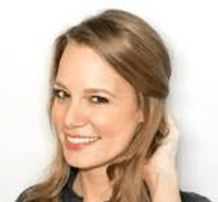 Author Emily Jacobs headshot photo