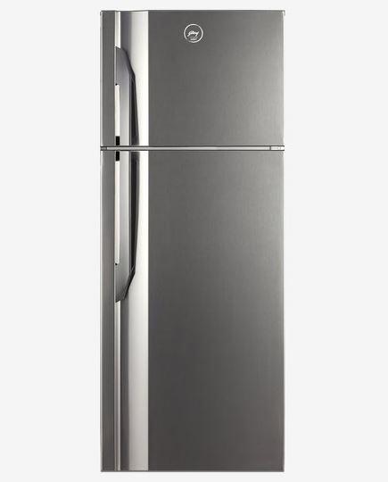 Godrej Double Door 330L Refrigerator (Silver Atom) | Godrej Electronics
