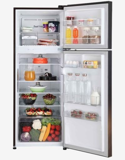 LG GL-T322RHPN 308 L Inverter 4 Star Double Door Refrigerator | LG Electronics