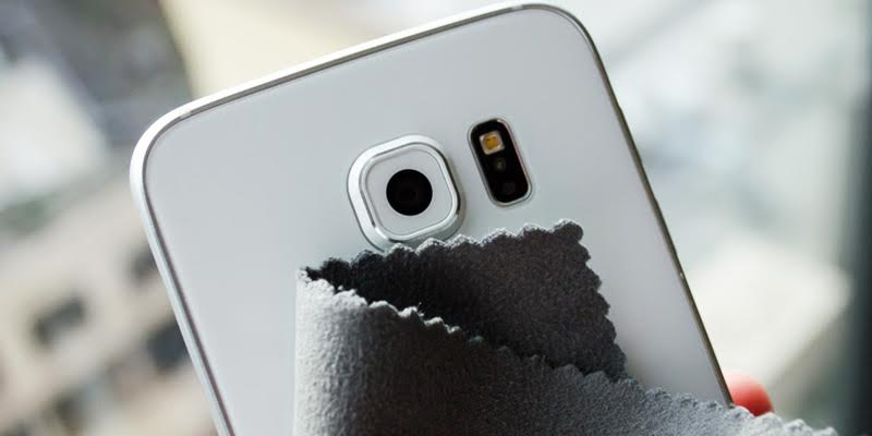 Tips to Take Better Photos with Your Smartphone Camera: Clean the Lens.