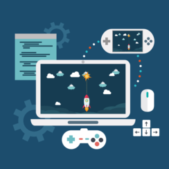 Online and Mobile Game Development