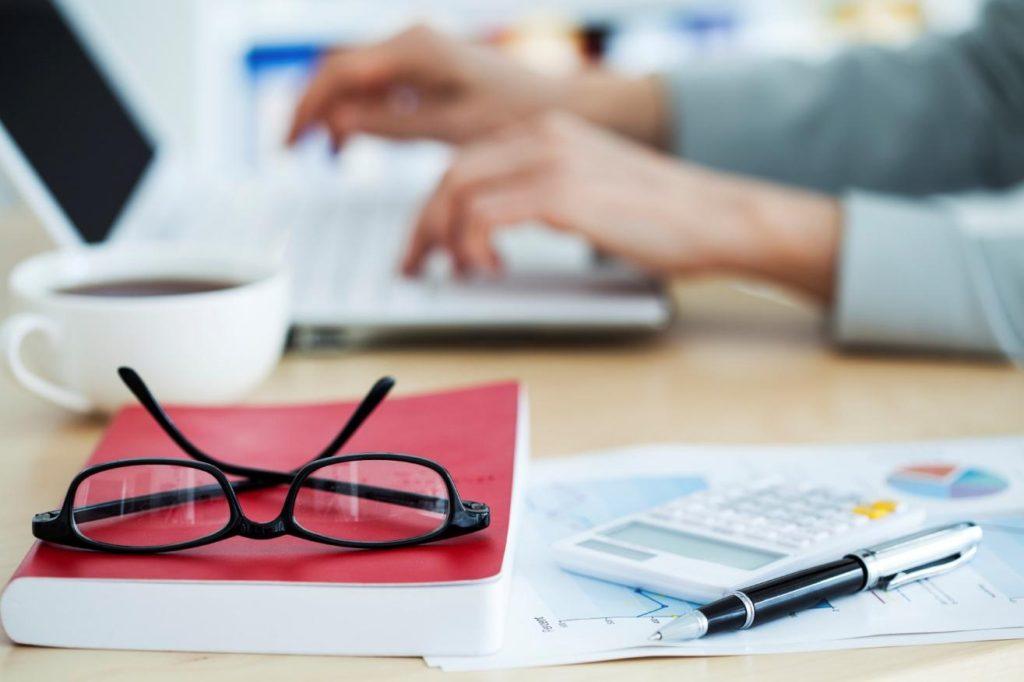 Business Desktop iStock Image