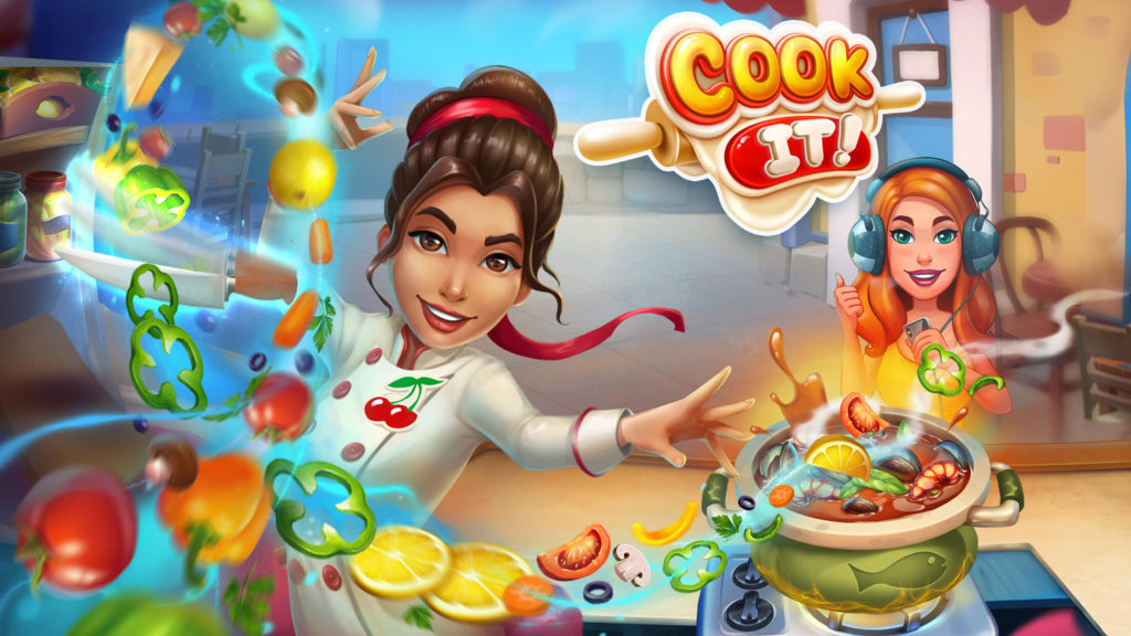 Cook It! A Game Where You Enjoy Cooking