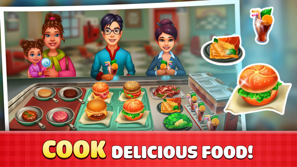 Cook It! Cook Delicious Food!