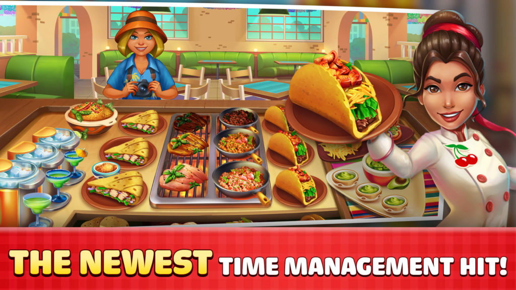 Cook It! The Newest Time Management Hit!