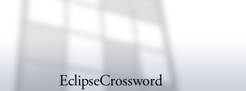 EclipseCrossword is the fast, easy, free way to create crossword puzzles in minutes.