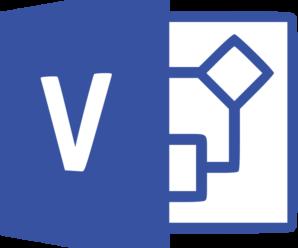 Microsoft Visio Official Logo