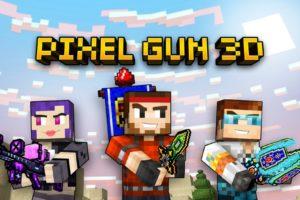 Pixel Gun 3D Game