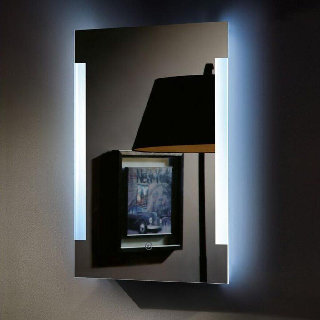 Ringo LED Frontlit Mirror 50cm x 70cm