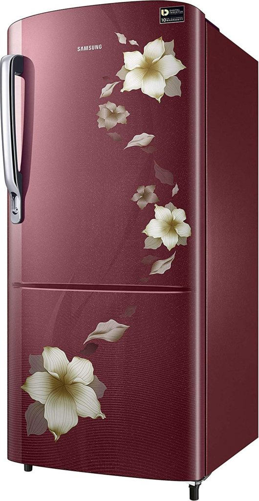 Samsung 192 L 3 Star Direct Cool Single Door Refrigerator