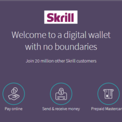 Secure Payment Method That Changed The Online Casino Environment - Skrill. Digital wallet with no boundaries.