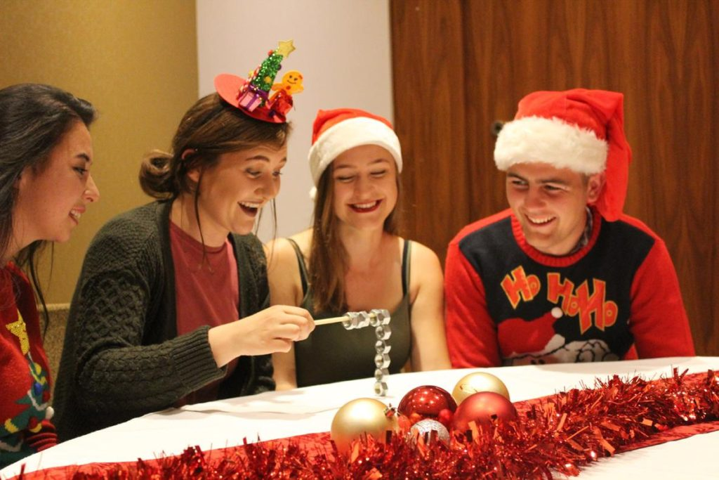 Win the Ultimate Christmas Party Activity for Your Company.