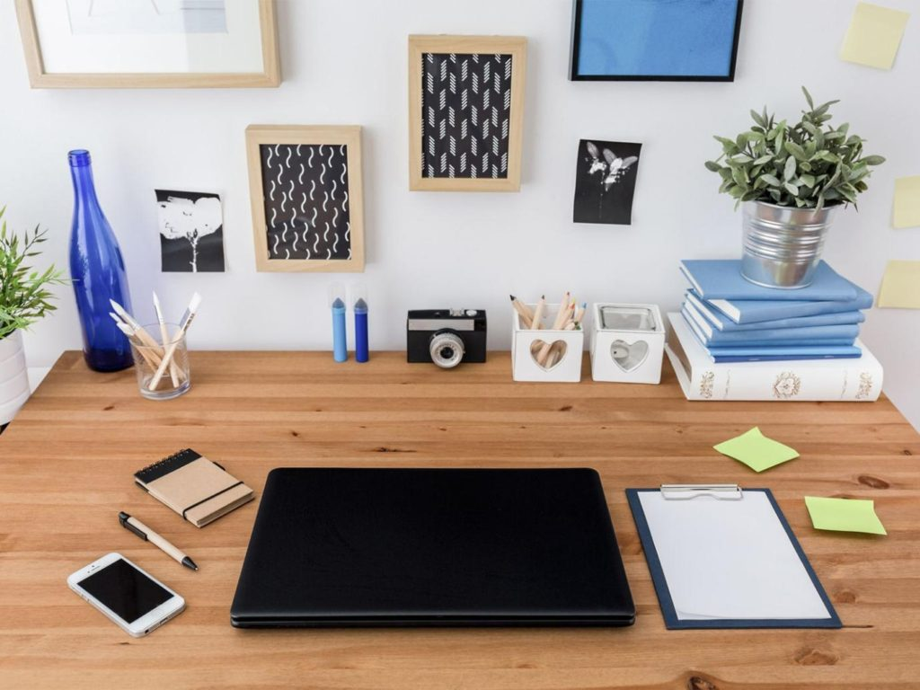 Clean Up Your Desk