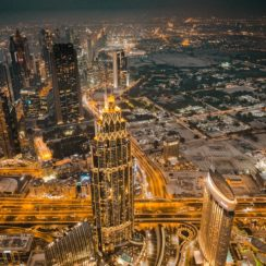 Dubai is leading the tech world
