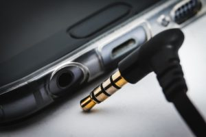 Electronic Connectors, Plug Disconnected Connector, Connection Cord, Headphone Jack