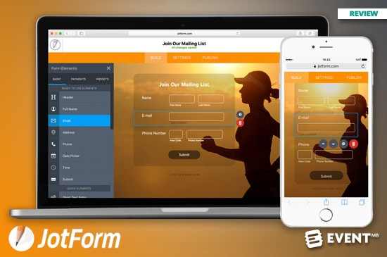 JotForm: Online Form Builder and Form Creator.