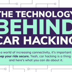 The Technology Behind Car Hacking. In a world of increasing connectivity, it's important to keep your ride secure. Yeah, car hacking is a thing – and here's what you can do about it.