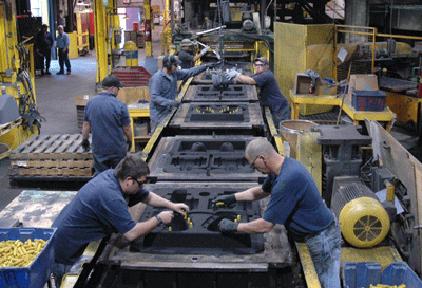 Valve Manufacturing