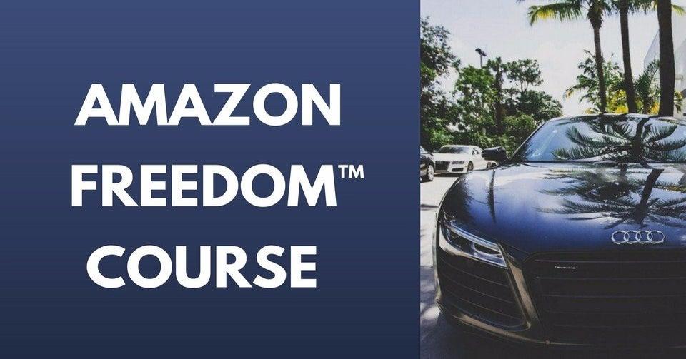 Amazon Freedom Course
