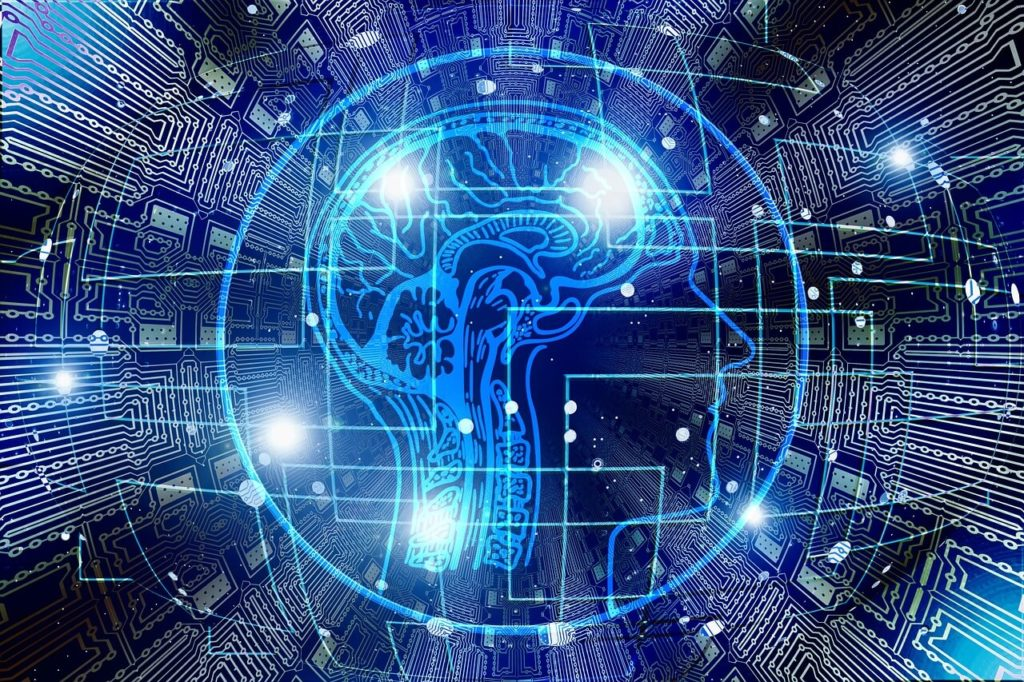 artificial intelligence, brain, think, control, computer science, electrical engineering, technology, computer, man, intelligent, controlled, printed circuit board, information, data, function, microprocessor, person, digital, communication, network, programming