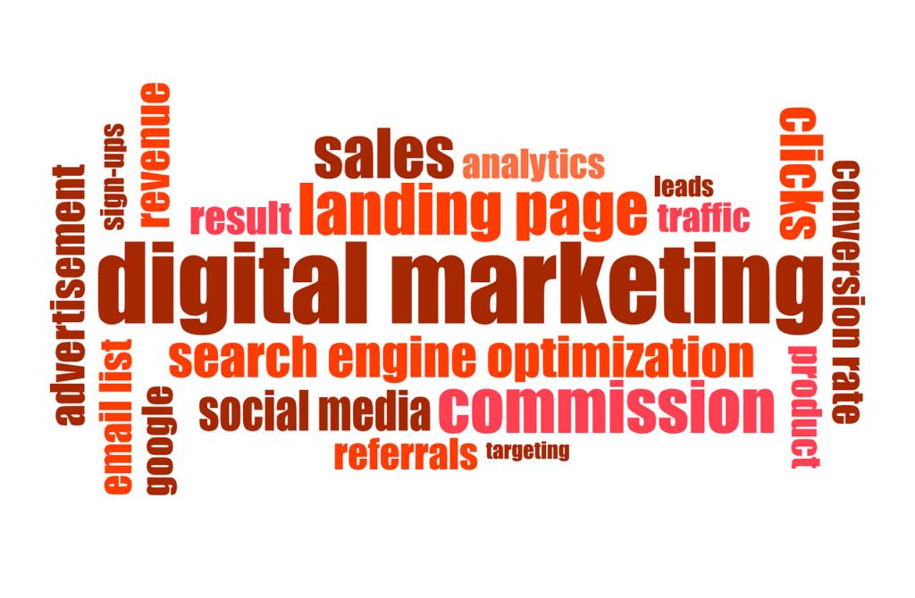 Digital Marketing or Internet Marketing or Online Marketing