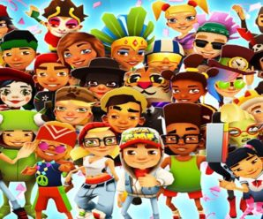 Subway Surfers All Characters
