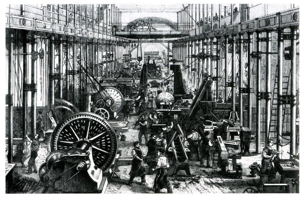Valves During the Industrial Revolution
