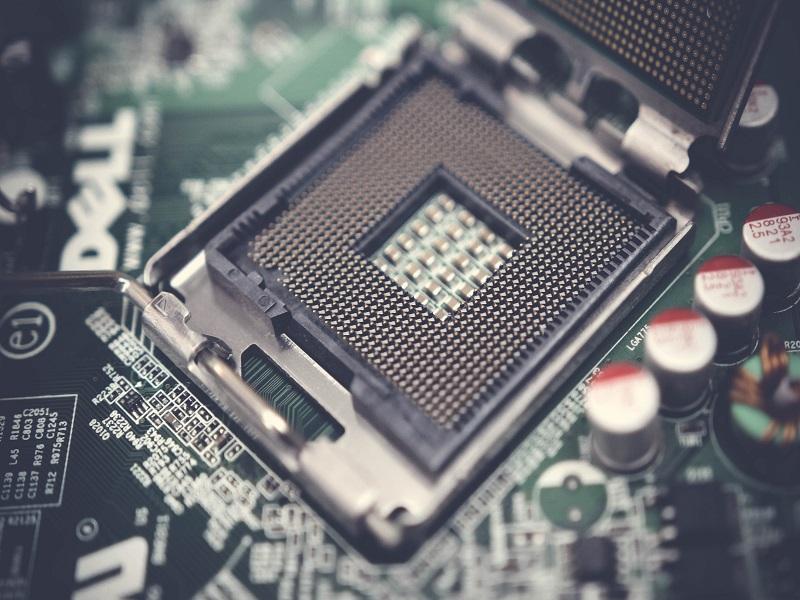 Photo of Computer Processor