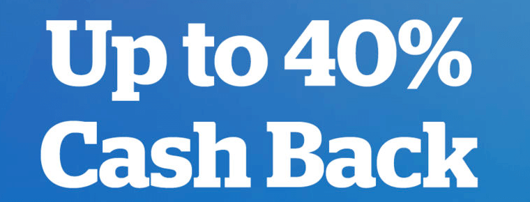 Ebates: Earn Up to 40% Cash Back at Your Favorite Stores!