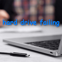 Is my hard drive failing? Failing hard drive fix