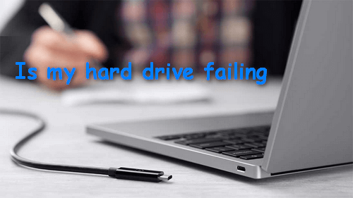 Is my hard drive failing? Failing hard drive fix.