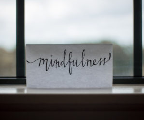 Meditation and Mindfulness. The present moment is filled with joy and happiness. If you are attentive, you will see it