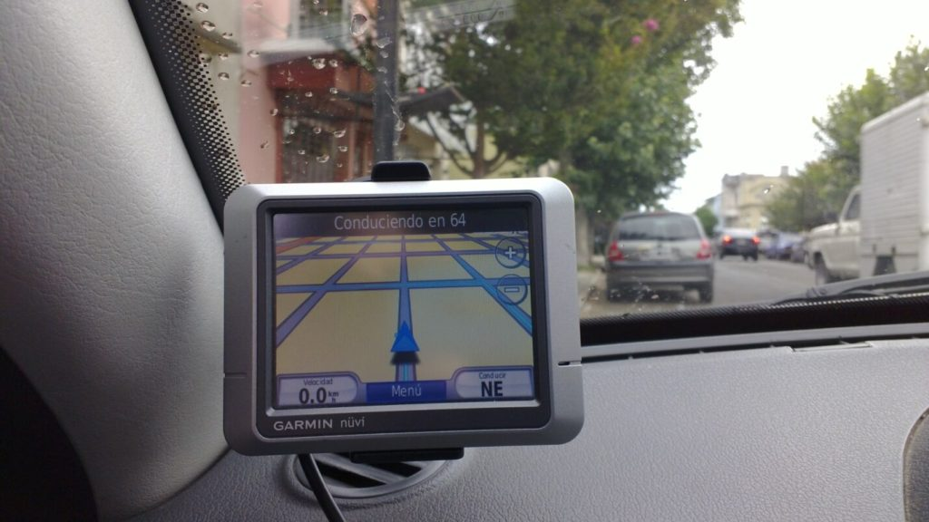 Garmin Nuvi 200 GPS Car Navigation System