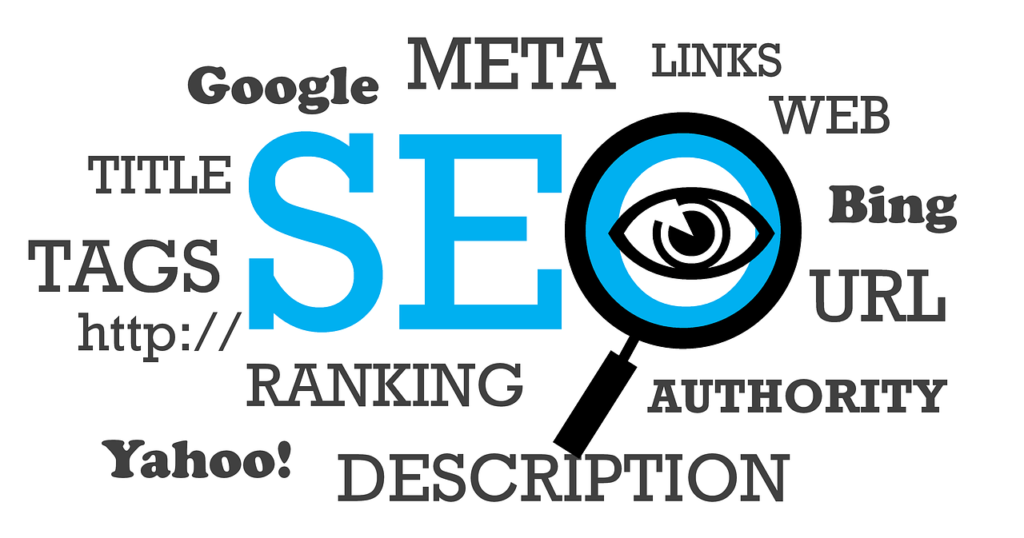 SEO / Search Engine Optimization, SEO Myths 2019.