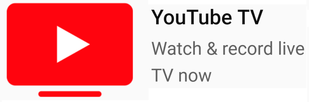 YouTube TV - Watch & Record Live TV.