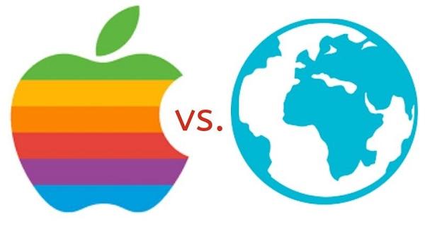 Apple Face ID Technology vs The World