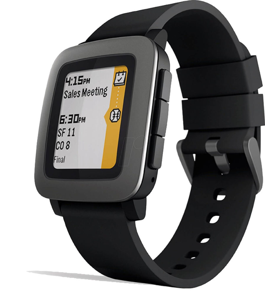 Pebble Time Smartwatch by Pebble Technology Corp