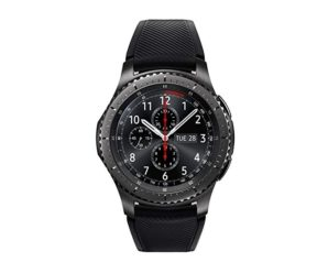Samsung Gear S3 Smartwatch. Best Smartwatches for Men 2019