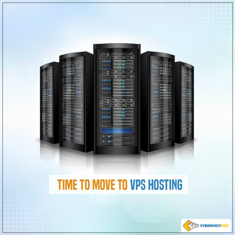 Time to Move to VPS Hosting