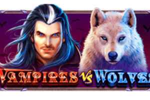 Slot Launches 2019: Vampires vs Wolves Video Slot by Pragmatic Play