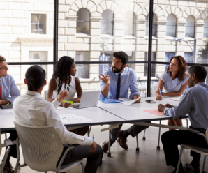 Premium Meeting Rooms Can Boost Your Business Image