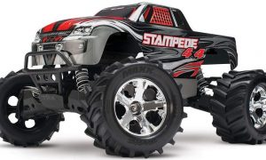 Best Gifts for RC Car Lovers. Traxxas Stampede RC Monster Truck