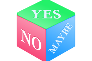 YNMS: Be YOU, Be BOLD & Voice Your Choice with Yes, No, Maybe So!