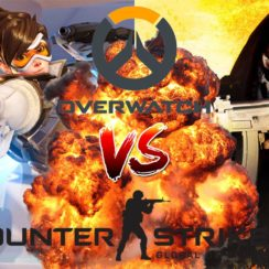 Overwatch vs Counter-Strike: Global Offensive
