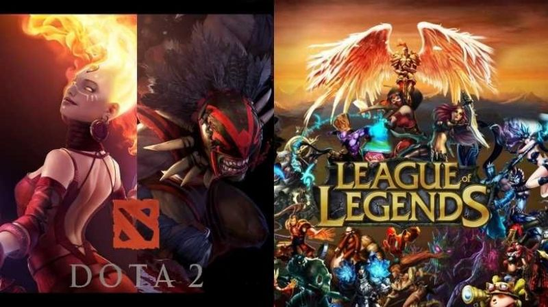 Dota 2 vs. League of Legends