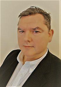 Michael Higgins headshot photo.