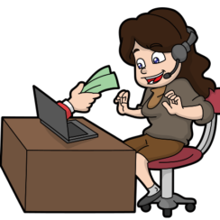 Earn an income as a Virtual Assistant