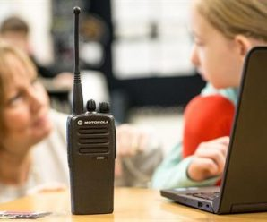 Motorola CP200d Digital Two-Way Radio