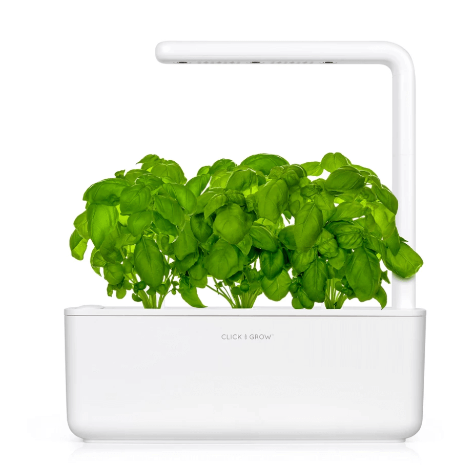 Click & Grow Smart Garden. Innovative Indoor Garden. Indoor Herb Garden.