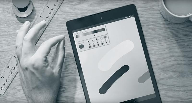 Soli Motion Sense on Google Pixel 4 Smartphone